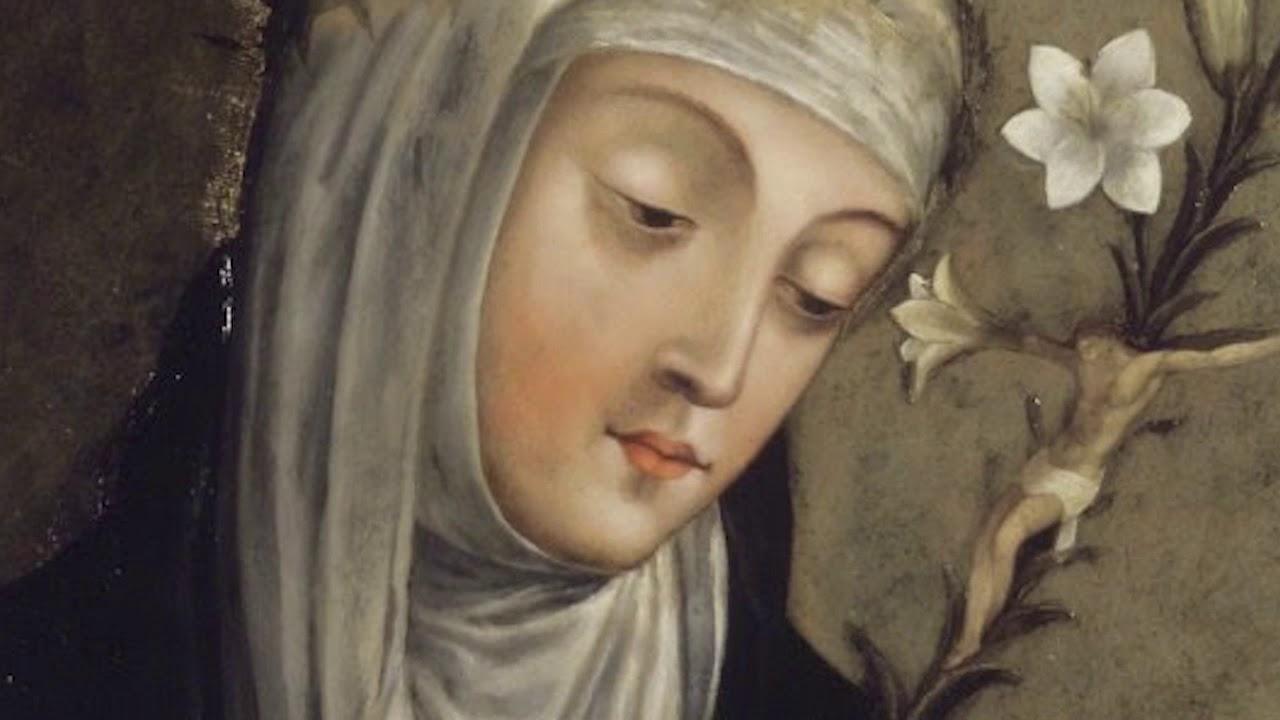 St. Catherine of Siena, April 30