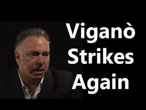 RESISTING FRANCIS to his FACE: Standing with Viganò