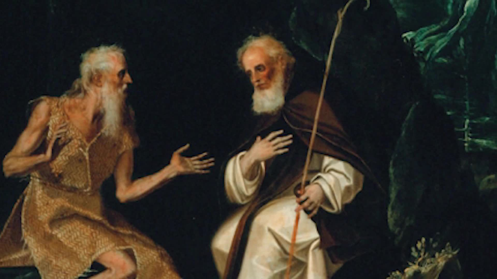 Jan 17th, Saint Anthony of the Desert
