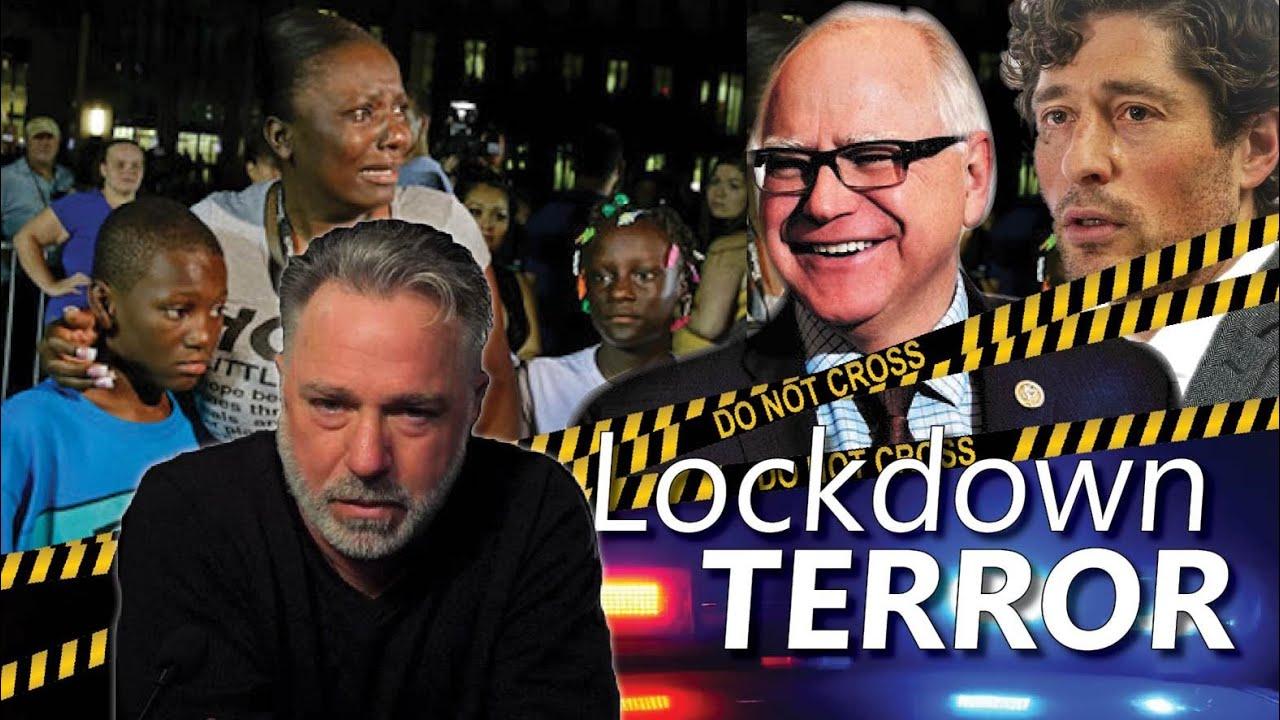 RACIST LOCKDOWNS: The Destabilization of America