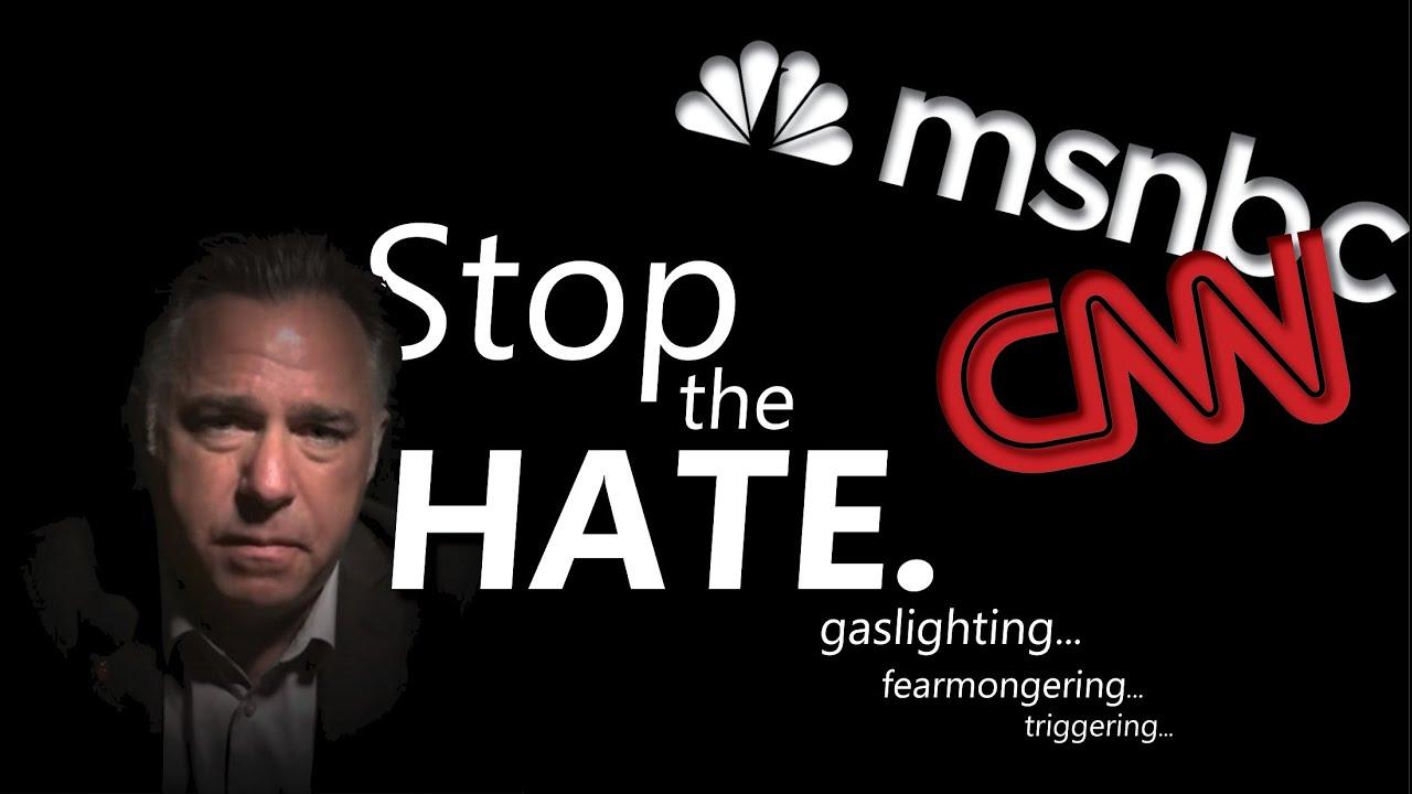 DOMESTIC TERRORISM: From QAnon to CNN