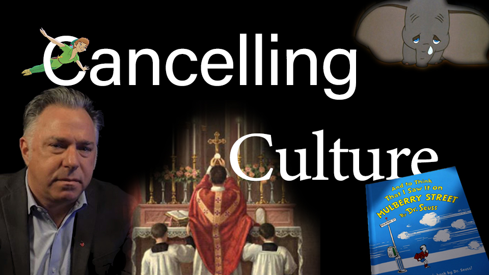 CANCELLING LATIN MASS, PETER PAN & DR. SEUSS:  After 50 Years Were the Traditionalists Right?